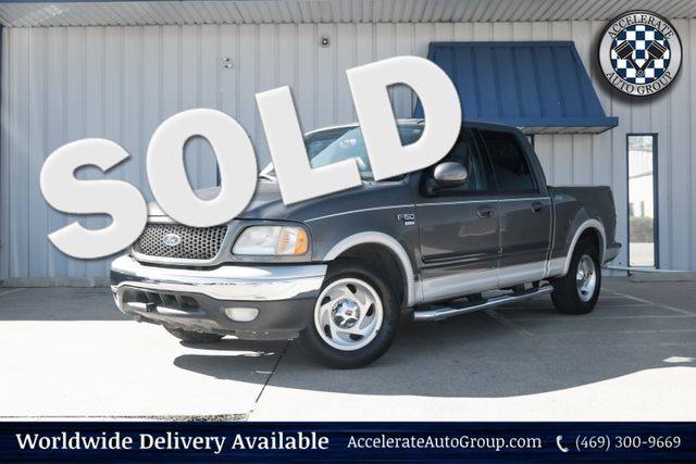 2003 Ford F-150 Lariat in Rowlett