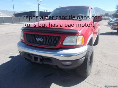 2003 Ford F-150 XLT in Salt Lake City, UT