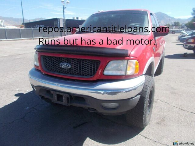 2003 Ford F-150 XLT Salt Lake City, UT