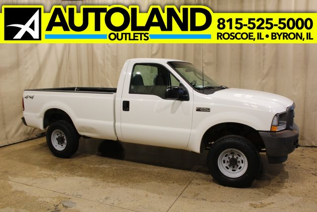 2003 Ford F-250 Long Bed 4x4 XL