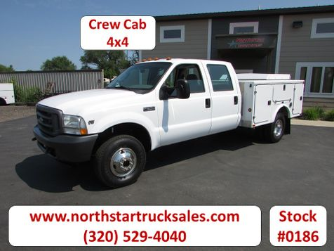 2003 Ford F-350 4x4 Service Utility Truck  in St Cloud, MN