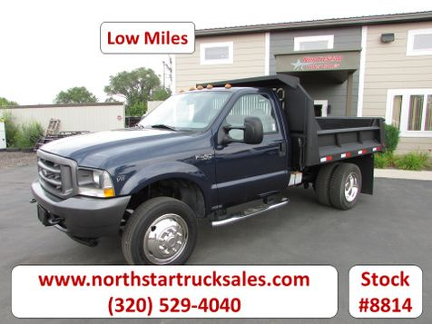 2003 Ford F-450 Dump Truck  in St Cloud, MN