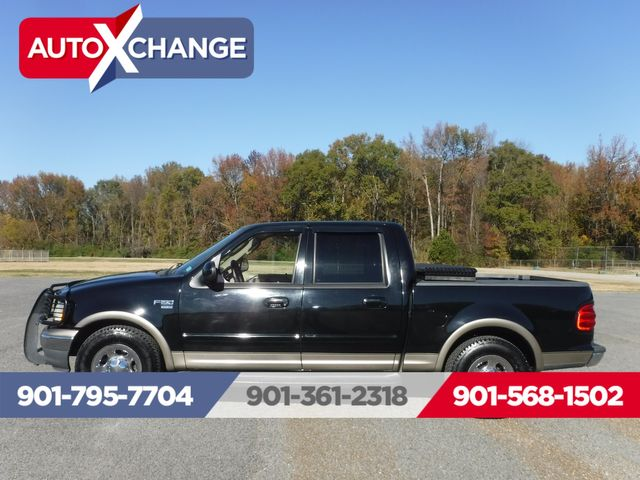 2003 Ford F150 Lariat Super Duty Crew Cab 2wd in Memphis, TN 38115