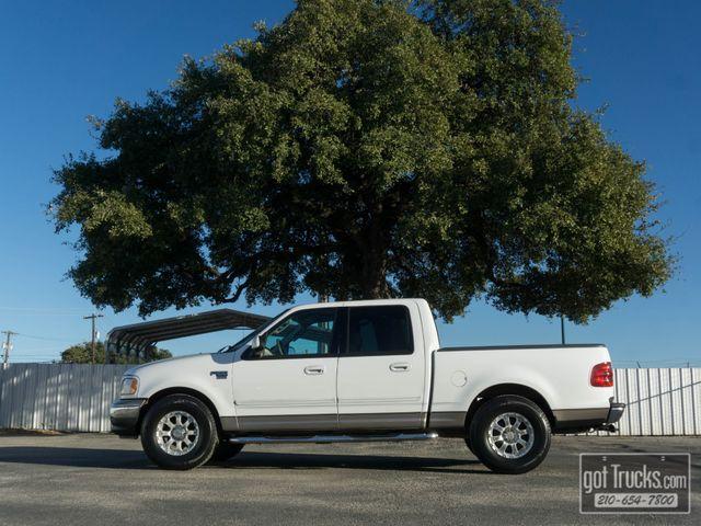 2003 Ford F150 Crew Cab XLT 5.4L V8 in San Antonio, Texas 78217