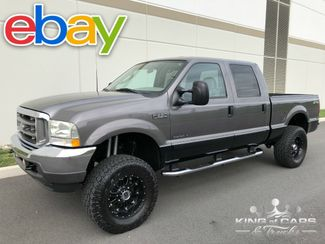 2003 Ford F250 Lariat Crew 7.3L DIESEL 77K MILES 1-OWNER LIFTED RUST FREE 4X4 in Woodbury, New Jersey 08096