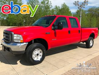 2003 Ford F350 Crew Cab Xl 6.0L DIESEL 4X4 57K ACTUAL MILES 2-OWNER in Woodbury, New Jersey 08093
