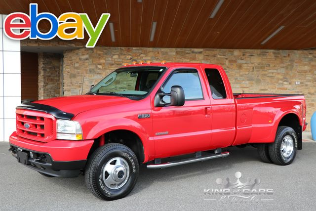 2003 Ford F350 X-Cab Drw Sport FX4 6.0L DIESEL 29K ACTUAL MILES 4X4 RUST FREE GARAGED in Woodbury New Jersey, 08096