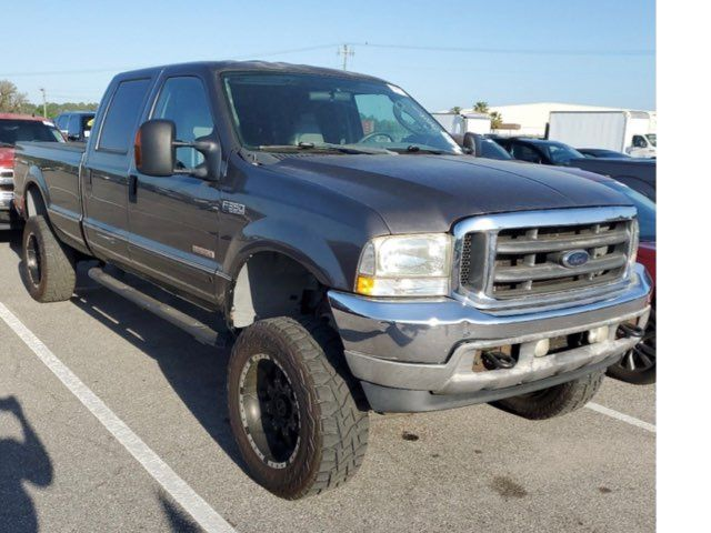 2003 Ford F350SD XLT