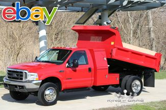 2003 Ford F450 L-Pack Mason DUMP 7.3L TURBO DIESEL LOW MILES in Woodbury New Jersey, 08096