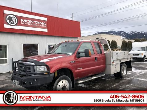 2003 Ford F450 Super Duty Super Cab & Chassis 162