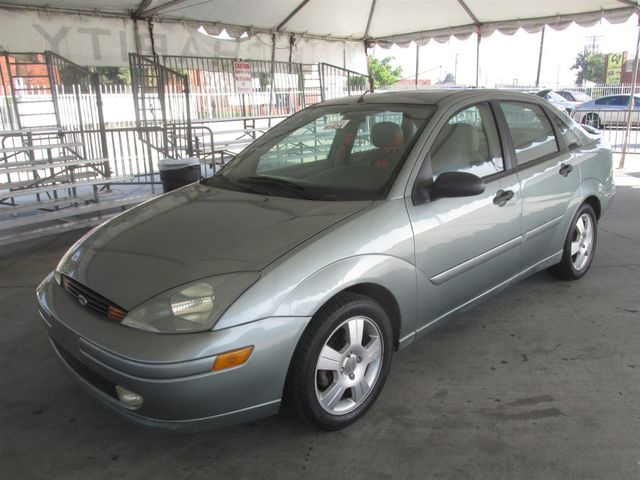 2003 Ford Focus ZTS Gardena, California 0