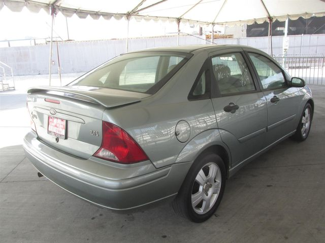 2003 Ford Focus ZTS Gardena, California 2