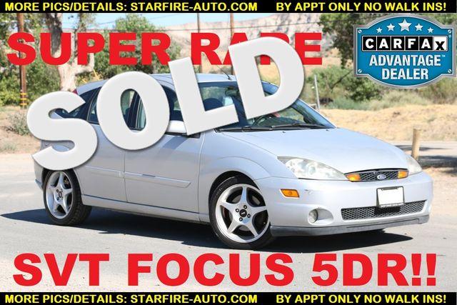 2003 Ford Focus SVT Santa Clarita, CA