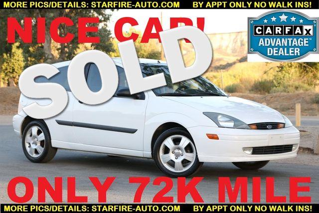 2003 Ford Focus ZX3 Base Santa Clarita, CA