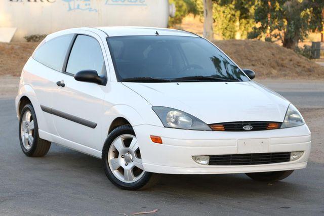 2003 Ford Focus ZX3 Base Santa Clarita, CA 3