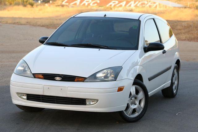 2003 Ford Focus ZX3 Base Santa Clarita, CA 4