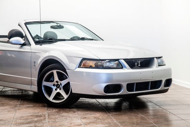 2003 Ford Mustang SVT Cobra Convertible With Upgrades in Addison, TX 75001
