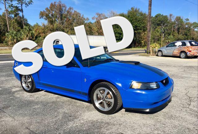 2003 Ford Mustang Premium Mach 1 Amelia Island, FL