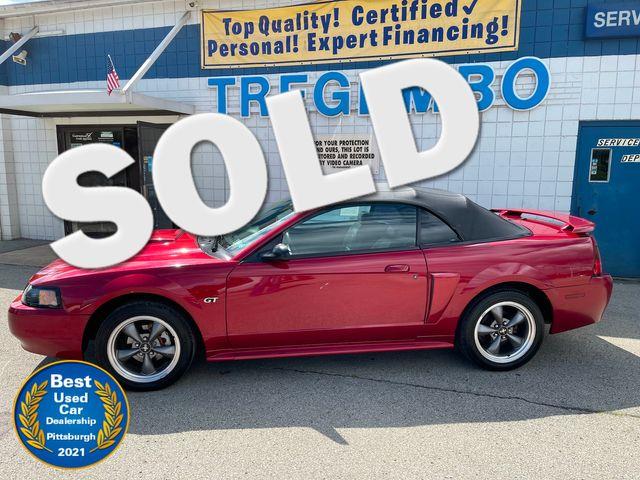 2003 Ford Mustang GT Premium in Bentleyville, Pennsylvania 15314