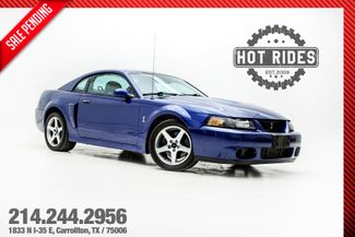 2003 Ford Mustang SVT Cobra Sonic Blue With Upgrades in , TX 75006