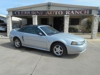 2003 Ford Mustang Deluxe Cleburne, Texas