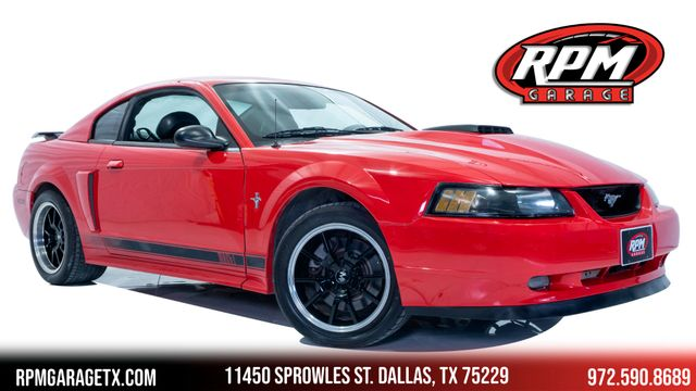 2003 Ford Mustang Premium Mach 1 with Upgrades in Dallas, TX 75229