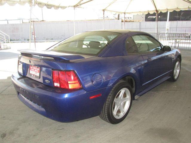 2003 Ford Mustang Standard Gardena, California 2