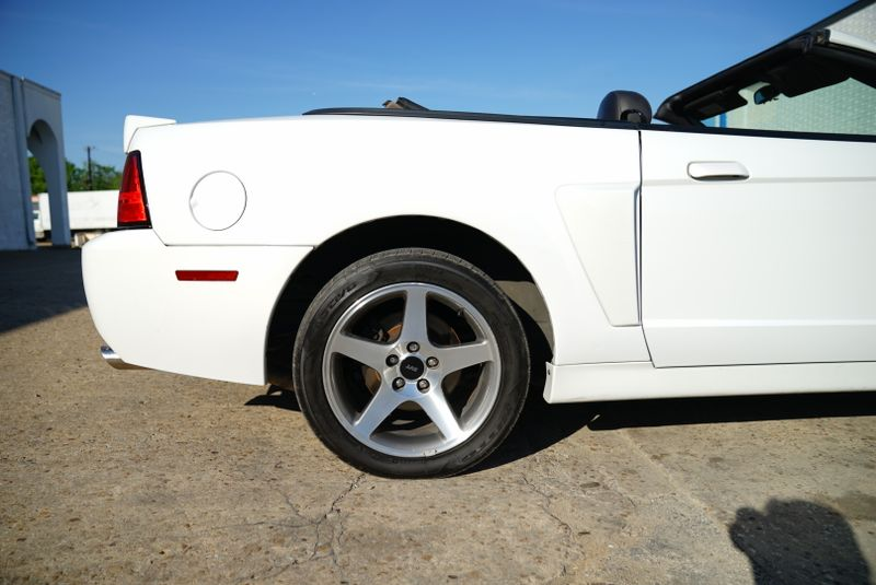 2003 Ford Mustang SVT Cobra Conv - LOW MILES, NICE! in Rowlett, Texas