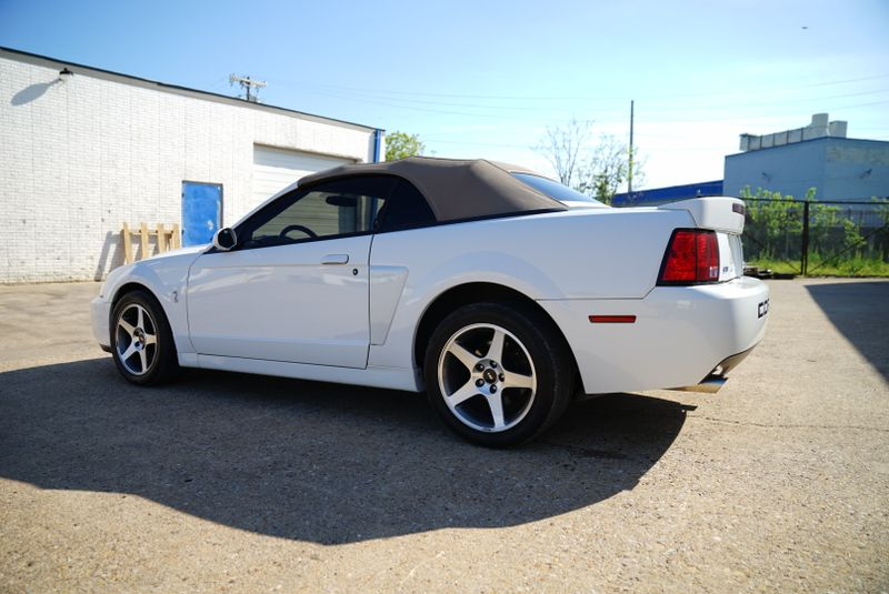 2003 Ford Mustang SVT Cobra Conv - LOW MILES, NICE! in Rowlett, Texas