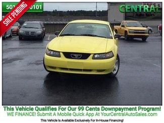 2003 Ford MUSTANG    Hot Springs, AR   Central Auto Sales in Hot Springs AR