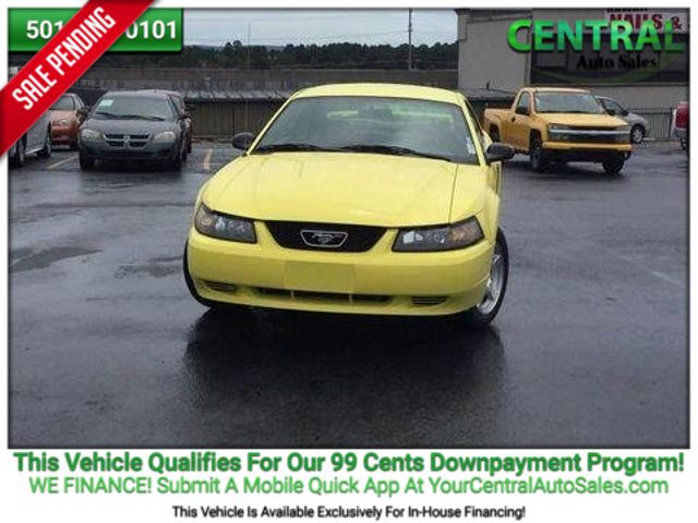 2003 Ford MUSTANG  | Hot Springs, AR | Central Auto Sales in Hot Springs AR