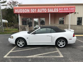 2003 Ford Mustang GT Deluxe Convertible | Myrtle Beach, South Carolina | Hudson Auto Sales in Myrtle Beach South Carolina