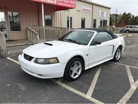 2003 Ford Mustang GT Deluxe Convertible | Myrtle Beach, South Carolina | Hudson Auto Sales in Myrtle Beach, South Carolina