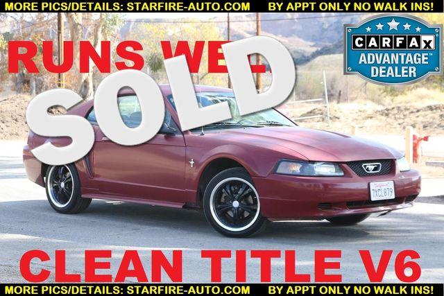 2003 Ford Mustang Deluxe Santa Clarita, CA