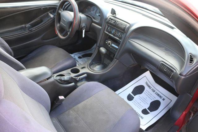 2003 Ford Mustang Deluxe Santa Clarita, CA 13