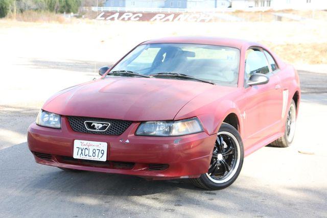 2003 Ford Mustang Deluxe Santa Clarita, CA 4