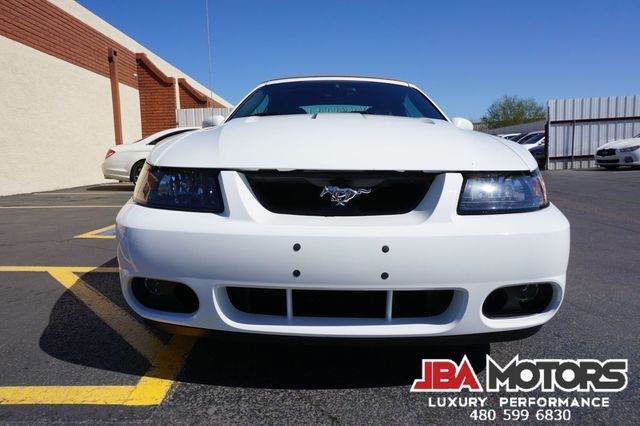 2003 Ford Mustang SVT Cobra Convertible V8 Supercharged 6 Speed in Mesa, AZ 85202