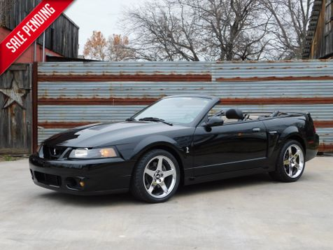 2003 Ford Mustang SVT Cobra in Wylie, TX