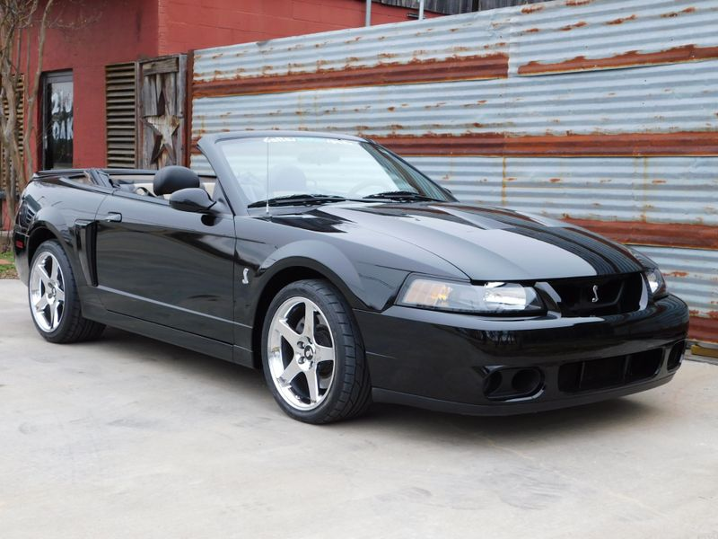 2003 Ford Mustang SVT Cobra  city TX  Dallas Motorsports  in Wylie, TX