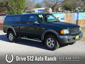 2003 Ford RANGER 4X4 SUPER CAB in Austin, TX 78745