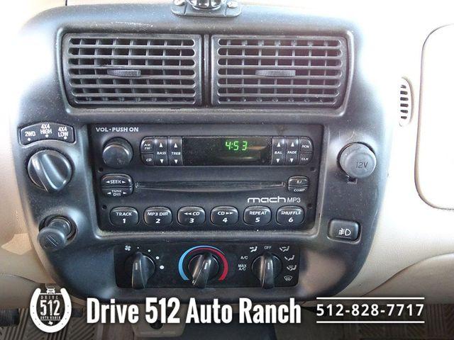2003 Ford RANGER 4X4 SUPER CAB in Austin, TX 78745
