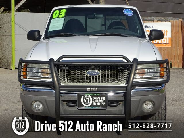 2003 Ford RANGER 4X4 EXT CAB LOW MILES in Austin, TX 78745