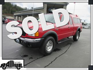 2003 Ford Ranger XLT 4WD in Burlington, WA 98233
