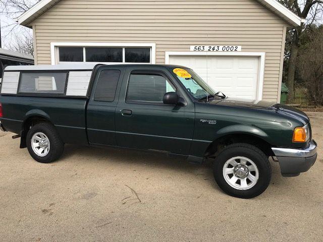 2003 Ford Ranger XLT Appearance in Clinton IA, 52732
