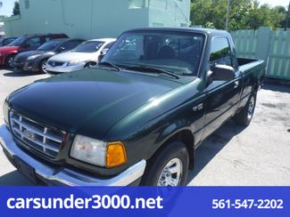 2003 Ford Ranger XL Lake Worth , Florida