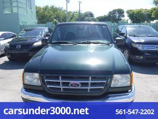2003 Ford Ranger XL Lake Worth , Florida 3