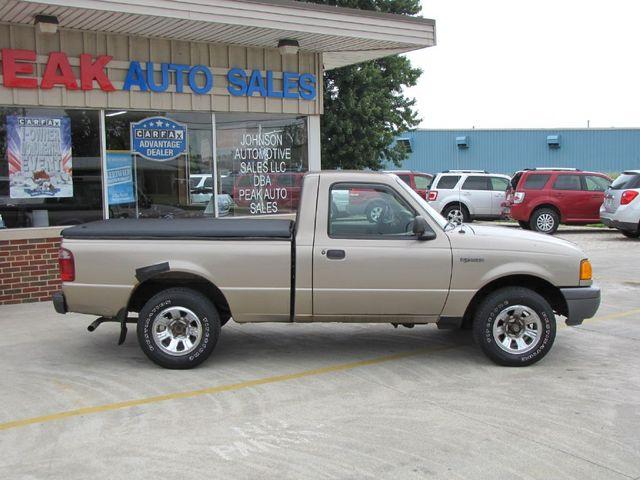 2003 Ford Ranger XLT in Medina OHIO, 44256