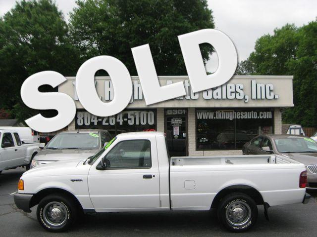 2003 Ford Ranger XL Richmond, Virginia