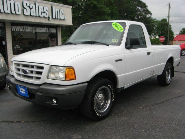 2003 Ford Ranger XL Richmond, Virginia 1