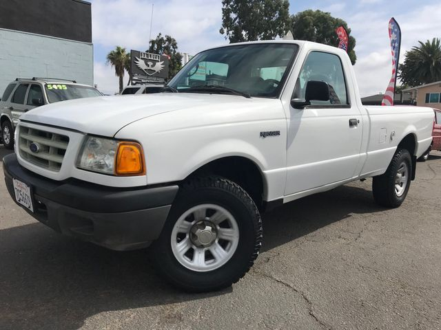 2003 Ford Ranger XL Fleet